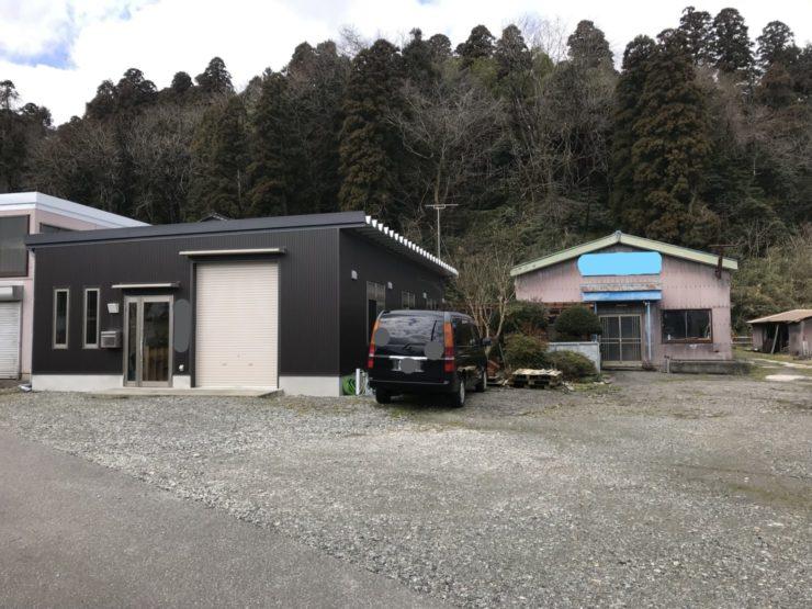 富山市婦中町長沢 事務所・作業場サムネイル