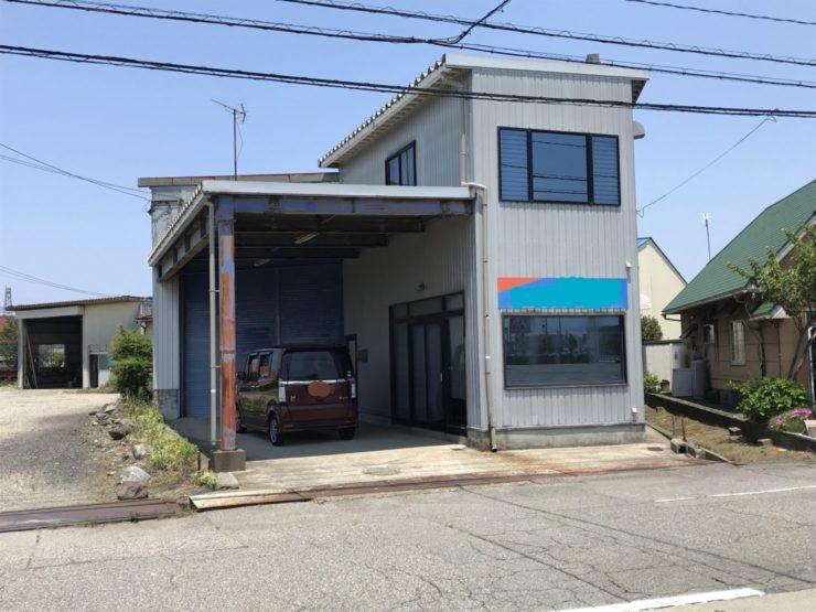 富山市中田一丁目 倉庫・店舗・事務所サムネイル